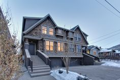 JUST SOLD $1,125,000 Fabulous Lower Mt Royal Townhome