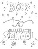 Back to School Coloring Pages Back To School Crafts For Kids, Back To School Activities, Cow Craft, School Coloring Pages, School Children, Fine Motor Skills, Elementary Schools, Preschool, Motor Skills