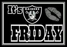 Raiderette Raider Nation Raiders Friday
