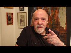 Videocast #10 - Part 2 of Paulo Coelho talking about one of his experiences in the desert.    Videocast #10 - Parte 2 - Paulo Coelho falando sobre uma de suas experiências no deserto.    VideoCast #10 - Parte 2 - Paulo Coelho hablando acerca de uno de sus experimentos en el desierto.