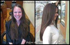 Gloss and cut  By Amber Hall. Halo Designs Salon