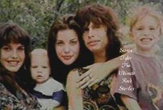 Steven Tyler and his kids