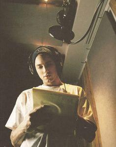 marshall mathers eminem b-rabbit slim shady // how lovely is he Eminem Lyrics, Eminem Rap, Eminem Quotes, Rap Quotes, Music Quotes, Music Lyrics, Qoutes, Dr Dre Quotes, Eminem Tattoo