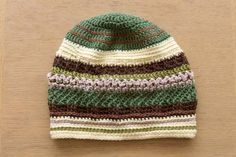 made: textured slouch beanie - a creative being