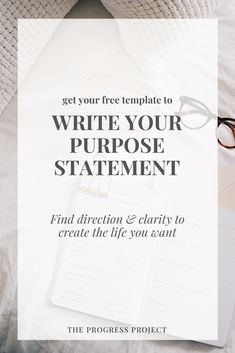 Learn why it's so essential to know your purpose, what a purpose statement actually is, and the 4 steps to write your own purpose statement. Creating A Business, Business Tips, Trust Yourself, Finding Yourself, Writing A Mission Statement, Purpose Statement, Tired Of Trying, School Tips, Start Writing