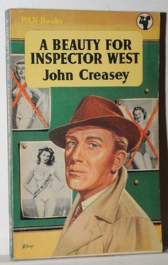 A Beauty For Inspector West by John Creasey