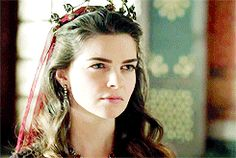 """Mihrimah Sultan - Magnificent Century - """"Everything Goes According to Plan"""" Season 4, Episode 18 (121)"""