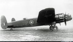 Avro 683 Lancaster prototype fitted with radials Air Force Aircraft, Ww2 Aircraft, Lancaster Bomber, Aircraft Pictures, Military Equipment, Royal Air Force, Planes, Fighter Jets, Death