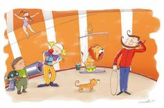 Viure en un conte Circus Illustration, Conte, Family Guy, Illustrations, Drawings, Fictional Characters, Illustration, Drawing, Paintings