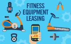 Lease fitness equipment for your gym and help your customers keep their New Year's Resolutions!