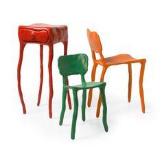 Maarten Baas - Clay Furniture