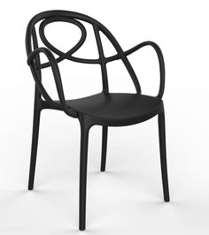 Twister Chair Black