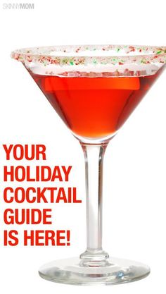 Here are some low-cal cocktails you need to try!