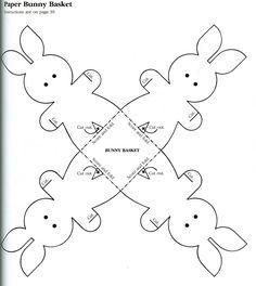 tekspotlight Documents easter bunny templates for kids