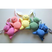 Softies   Toys We Love: Mooshy Belly Bunny