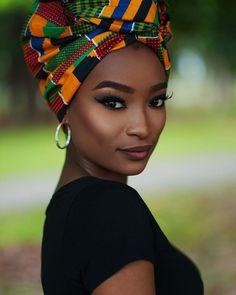 profiter de gros rabais offre service durable 2776 meilleures images du tableau Foulard Africaine ...