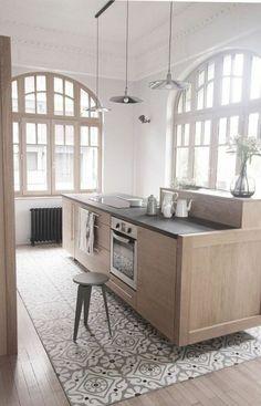 Divine Renovaitons Kitchen Inspiration #Soft #Tones #Light