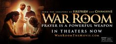 The War Room and an interview with the mom of one of its youngest stars