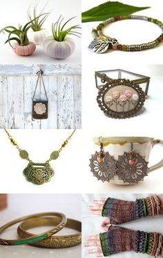 Holiday Gifts for Her by Christine on Etsy--Pinned with TreasuryPin.com