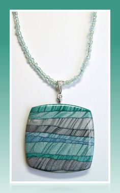 Check out my Blog post about my New Tutorial...Mica Shift Pendants...you will love it:)