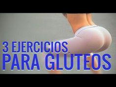 RETO AUMENTA GLUTEOS 3 EJERCICIOS EN CASA PARA PIERNAS GLUTEOS Y ABDOMEN - ANA MOJICA - YouTube