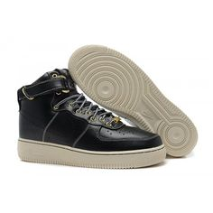 the best attitude 98db8 e388f Beste Nike Air Force 1 Herre Low Svart Rod Gronn Sko