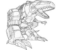 coloriage transformers prime beast hunters : optimus prime 3 (3/37 ... - Coloring Pages Transformers Prime
