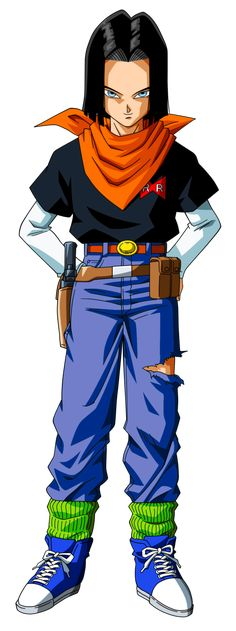 Android 17 by Feeh05051995