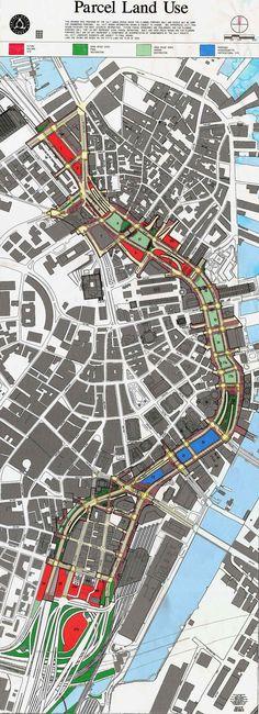 Future Boston big dig map