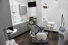 laser dentistry, modern dental office