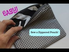 Easy pouch! Step by step