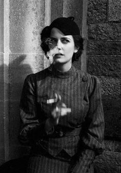 Eva Green. Via noirWhale.