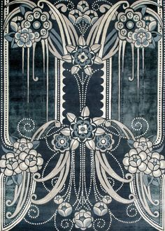 rug by catherine martin (set designer of romeo+juliet, wife of baz luhrman)