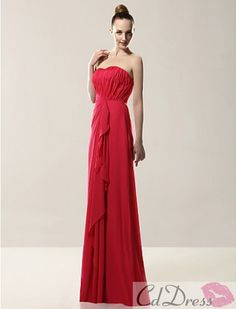 Love the style but a different color for my bridesmaids :)