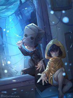 Life Is Strange, Poster Anime, Little Nightmares Fanart, Horror Video Games, Sad Wallpaper, Fan Art, Figure Drawing, Kawaii Anime, Cute Art
