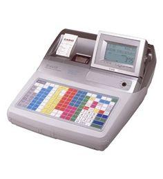 Casio TE-4500 Cash Register