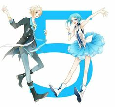 Aoi Satsuki and Yuki Chibi Couple, Anime Love Couple, Anime Guys, Manga Anime, Magical Warfare, Tsukiuta The Animation, Boy Idols, Anime Dress, Kaichou Wa Maid Sama