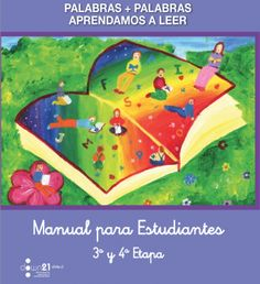 Sindrome de DOWN Aprendamos a leer  programa palabras + palabras  ESTUDIANTES 3ª Y 4ª ETAPA