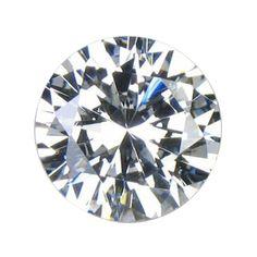 LOT ~ D/VVS1 ROUND BRILLIANT LOOSE LAB DIAMOND SIZE 1.25 MM TO 10.00MM #AffinityFashionJewelry