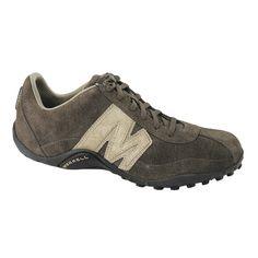 Merrell; Sprint Blast. Men's leather casual shoe - $179.95