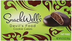Snackwells Devil's Food Cake Cookie, 6.75 Ounce - http://bestchocolateshop.com/snackwells-devils-food-cake-cookie-6-75-ounce/