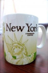 Starbucks New York Global Icon Series City Mug (Want to add in my collection, hopefully soon)