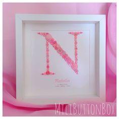Letters, Frame, Etsy, Shopping, Home Decor, Homemade Home Decor, A Frame, Frames, Hoop