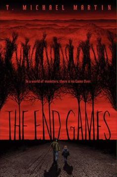 """In the rural mountains of West Virginia, seventeen-year-old Michael Faris tries to protect his fragile younger brother from the horrors of the zombie apocalypse""-- - See more at: http://highlandpark.bibliocommons.com/item/show/2253278035_the_end_games#sthash.E4FTCWQx.dpuf"