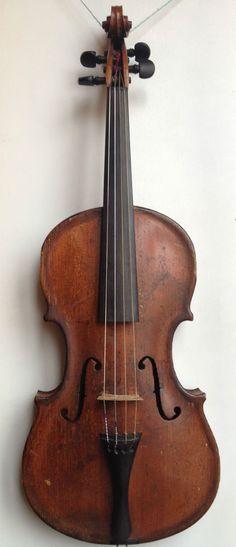 BAROQUE VIOLIN original, about 1790 violino antico barocco alte geige old violon in Antiques, Musical Instruments (Pre-1930), String | eBay