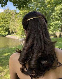 Hair Inspo, Hair Inspiration, Curly Hair Styles, Natural Hair Styles, Aesthetic Hair, Dream Hair, Hair Day, Gorgeous Hair, Pretty Hairstyles