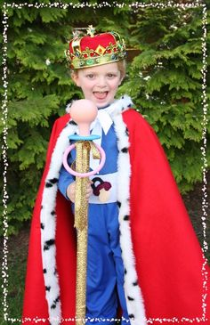 My real life King of The Dummy Fairies and heir to the Dummy Fairy empire, my 5 yr old Nate.  www.thedummyfairyworkshop.com