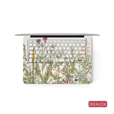 Thistle Garden - MacBook Keyboard Skin