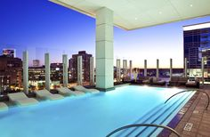 W Residence, Atlanta. By Starwood.