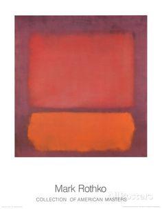Ohne Titel, 1962 Kunstdrucke von Mark Rothko bei AllPosters.de